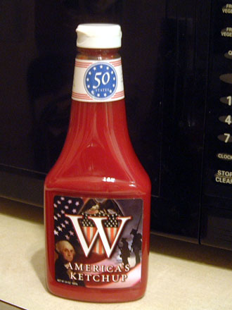 W - America's Ketchup
